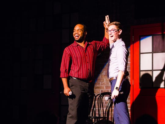 E.J. Cameron and Mark Campbell join Second City in