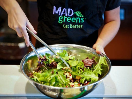 Mad Greens, a Colorado-based fast casual brand, is