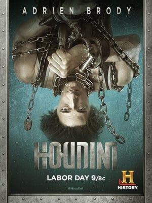 """Houdini"" premieres Sept. 1 on History."