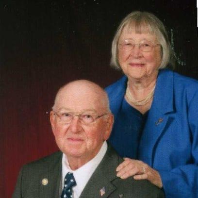 Donald & Jean Seiter - 65th Anniversary