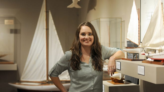 Elizabeth York is the new executive director of Cape Cod Maritime Museum in Hyannis.