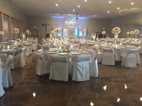 Prairie View Event Hall is open for wedding receptions, corporate events and entertainment.