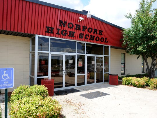 The Norfork School District is asking voters to raise the district's millage by 3 mills.