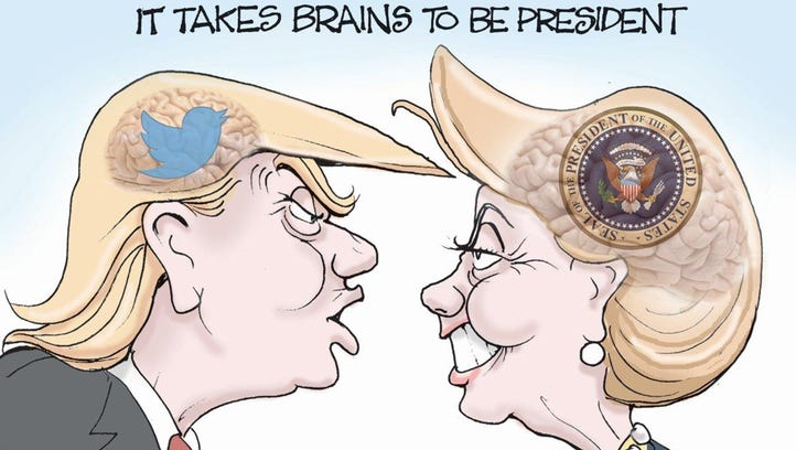July political cartoons from the USA TODAY NETWORK