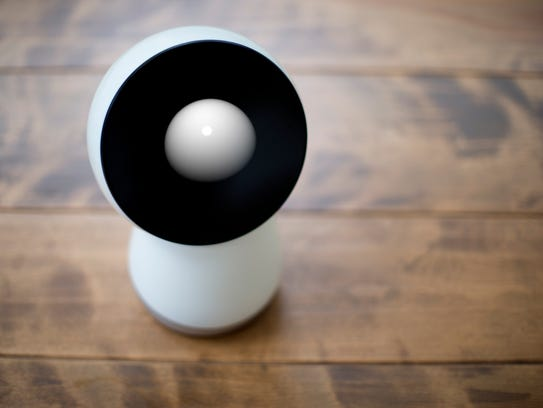 Jibo, the social robot