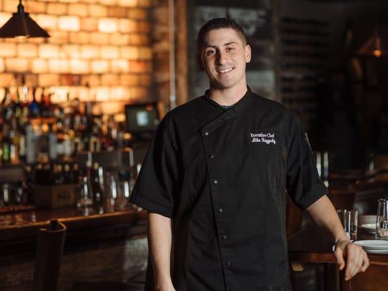 Sea Salt executive chef Mike Haggerty.