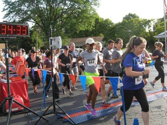 SOS 5K 10K runners