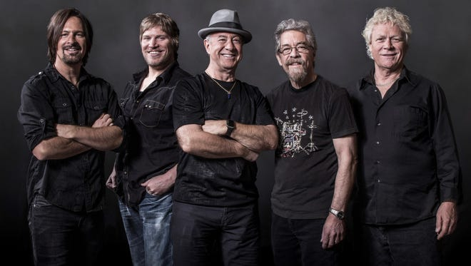 Creedence Clearwater Revisited has been announced as the second concert headliner at the QuickChek New Jersey Festival of Ballooning. Featuring Rock and Roll Hall of Fame members of Creedence Clearwater Revival, the band will perform at 3 p.m. July 29.