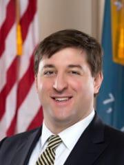 Sen. Bryan Townsend, D-Newark