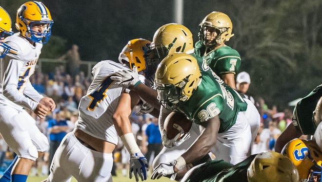 The Acadiana Wreckin' Rams will now try to bounce back after suffering their first defeat of the season on Friday, a 38-28 decision to Sulphur.
