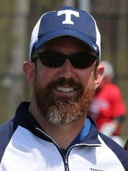 Rob Ruller, Webster Thomas head coach.
