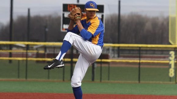 Greenfield-Central's Drey Jameson