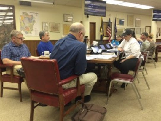 Hanover Borough Council's finance committee has selected