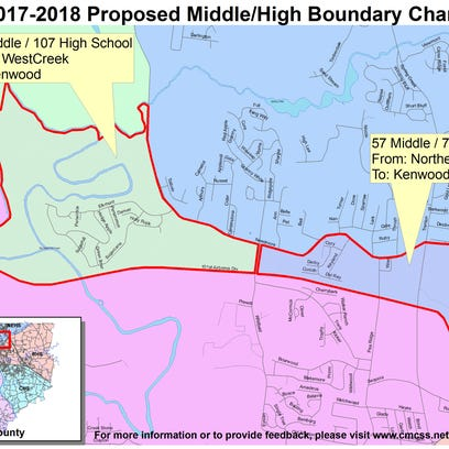 School board passes rezoning near Kenwood, with exceptions