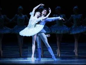 Enter for a chance to win a pair of tickets to the LIVE broadcast of Bolshoi Ballet in Moscow: Sleeping Beauty.