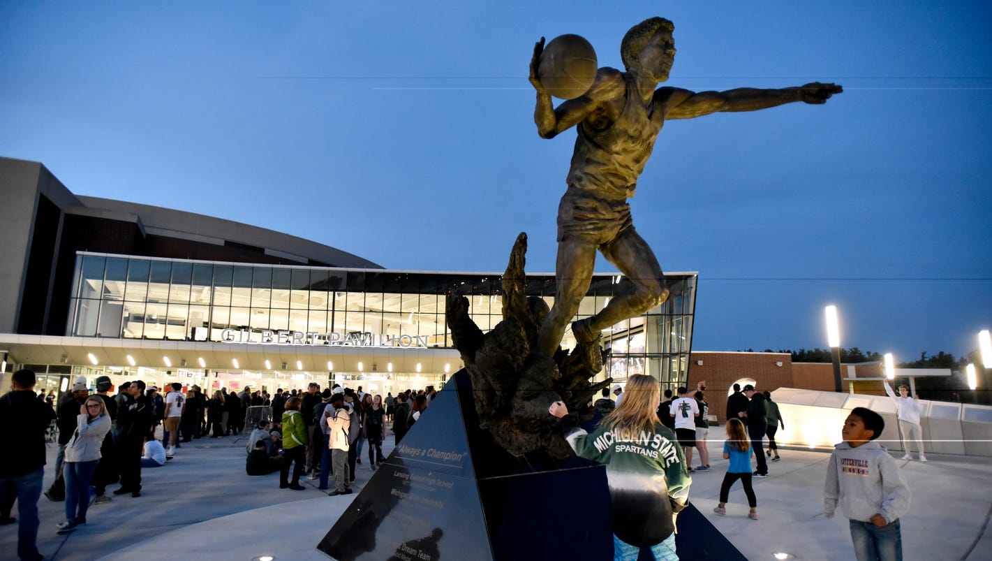 MSU Madness at the Breslin Center in East Lansing