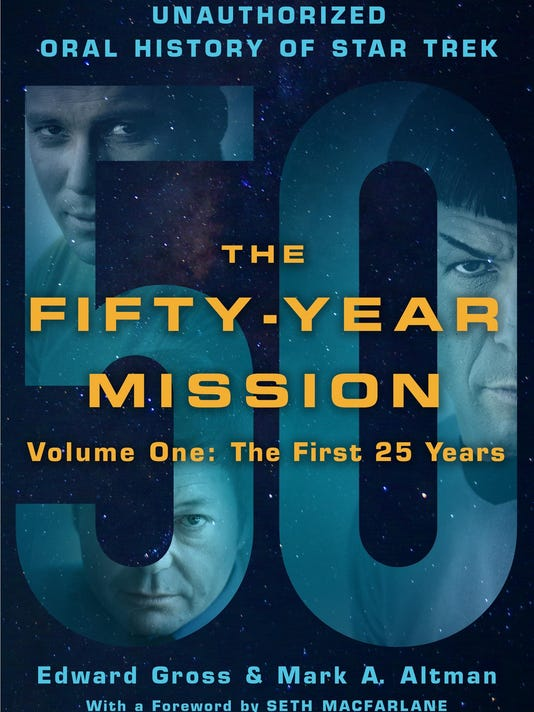 Book Review The Fifty-Year Mission