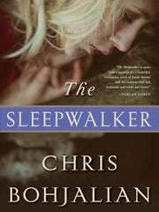 """Cover of """"The Sleepwalker,"""" upcoming novel by Vermont"""
