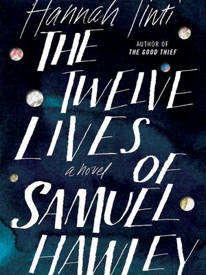 """The Twelve Lives of Samuel Hawley"" by Hannah Tinti."