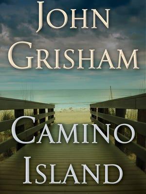 'Camino Island' by John Grisham.
