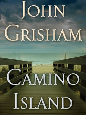 'Camino Island,' the latest novel from John Grisham, concerns a cash-strapped writer who has been enlisted by an insurance company to help get information about five stolen manuscripts for F. Scott Fitzgerald's novels.