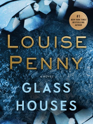 'Glass Houses' by Louise Penny