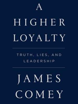 'A Higher Loyalty' by James Comey