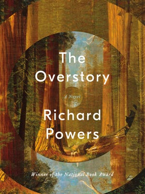 """The Overstory"" by Richard Powers"