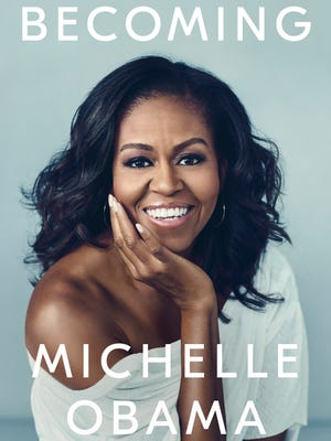 """""""Becoming"""" by Michelle Obama is one of the big books of fall."""