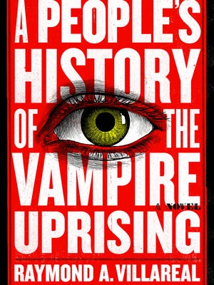 """""""A People's History of the Vampire Uprising"""" by Raymond Villareal."""