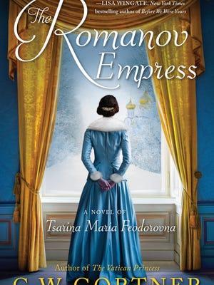 """The Romanov Empress"" by C.W. Gortner"
