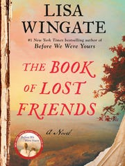 """""""The Book of Lost Friends"""" by Lisa Wingate"""