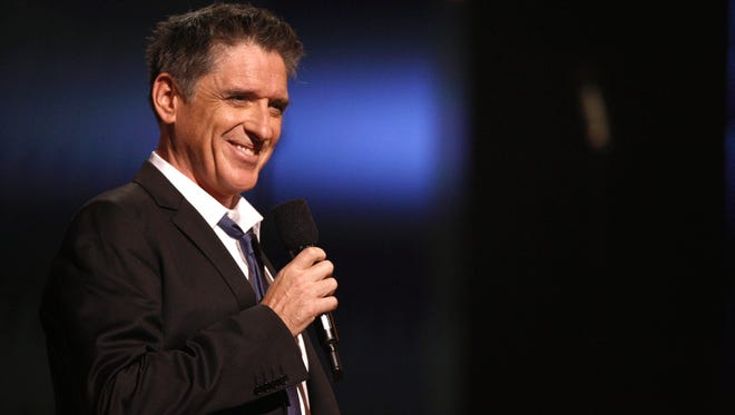 Craig Ferguson will perform at The Playhouse in Wilmington this fall.