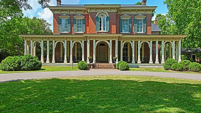 Oaklands Mansion, 900 N. Maney Ave. in Murfreesboro, will host July Jamboree summer picnic Friday.