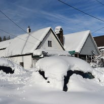 In 3 weeks, Tahoe area saw nearly a winter's worth of snow