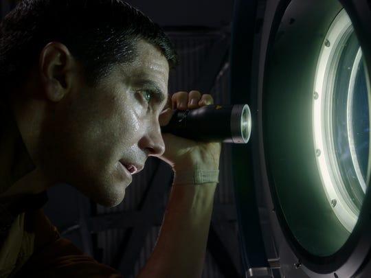 David Jordan (Jake Gyllenhaal) may not be as heroic