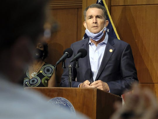 Virginia Gov. Ralph Northam and his wife have both tested positive for the coronoavirus.