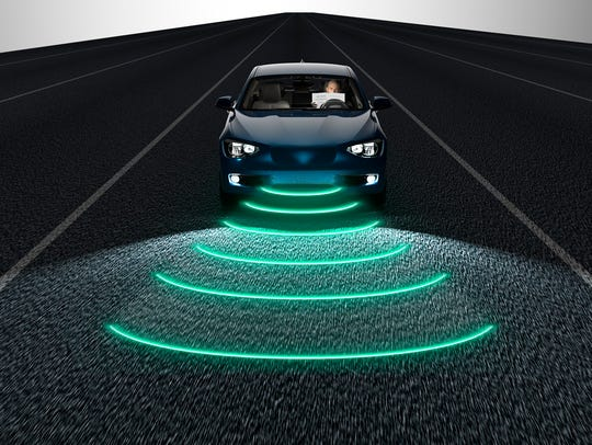 Self-driving cars of the future will look and act differently,