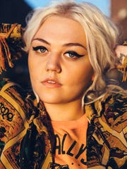 Singer/songwriter Elle King is set to rock the BMI Stage at 1:30 p.m. Saturday at the 2015 Hangout Music Fest.