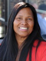 Patricia Gallimore.