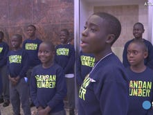 Ugandan orphans' beautiful voices will touch your heart