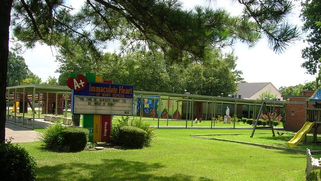 Immaculate Heart of Mary Catholic School has been open in Lafayette since 1934.
