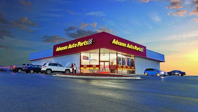 Advance Auto Parts will a new sponsor at Indianapolis Motor Speedway.