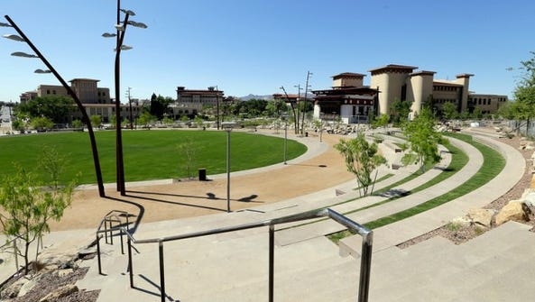 University of Texas at El Paso Centennial Plaza