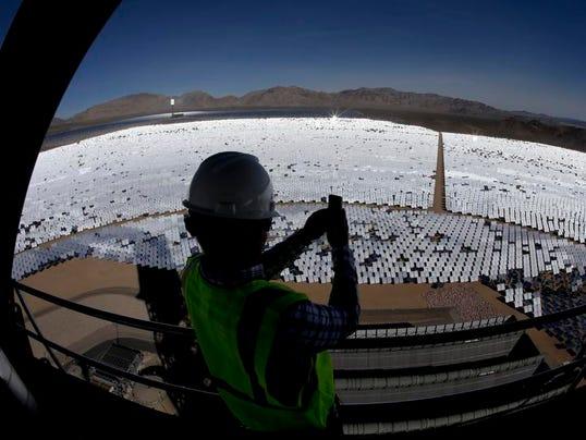 Worlds Largest Solar Plant