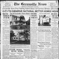 Greenville Roots: Better Homes contest