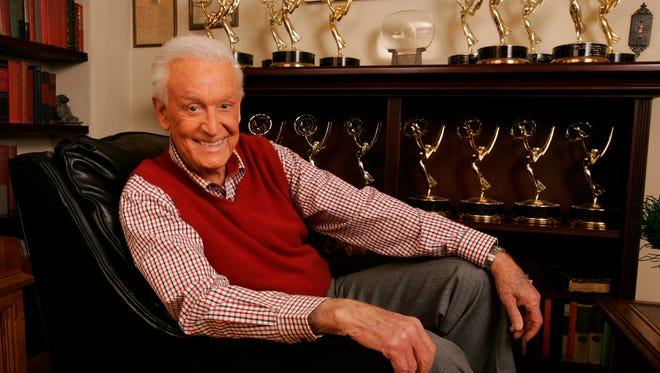 """Bob Barker, 94, the beloved host of """"The Price Is Right"""" for 35 years, was hospitalized Monday due to back pain."""
