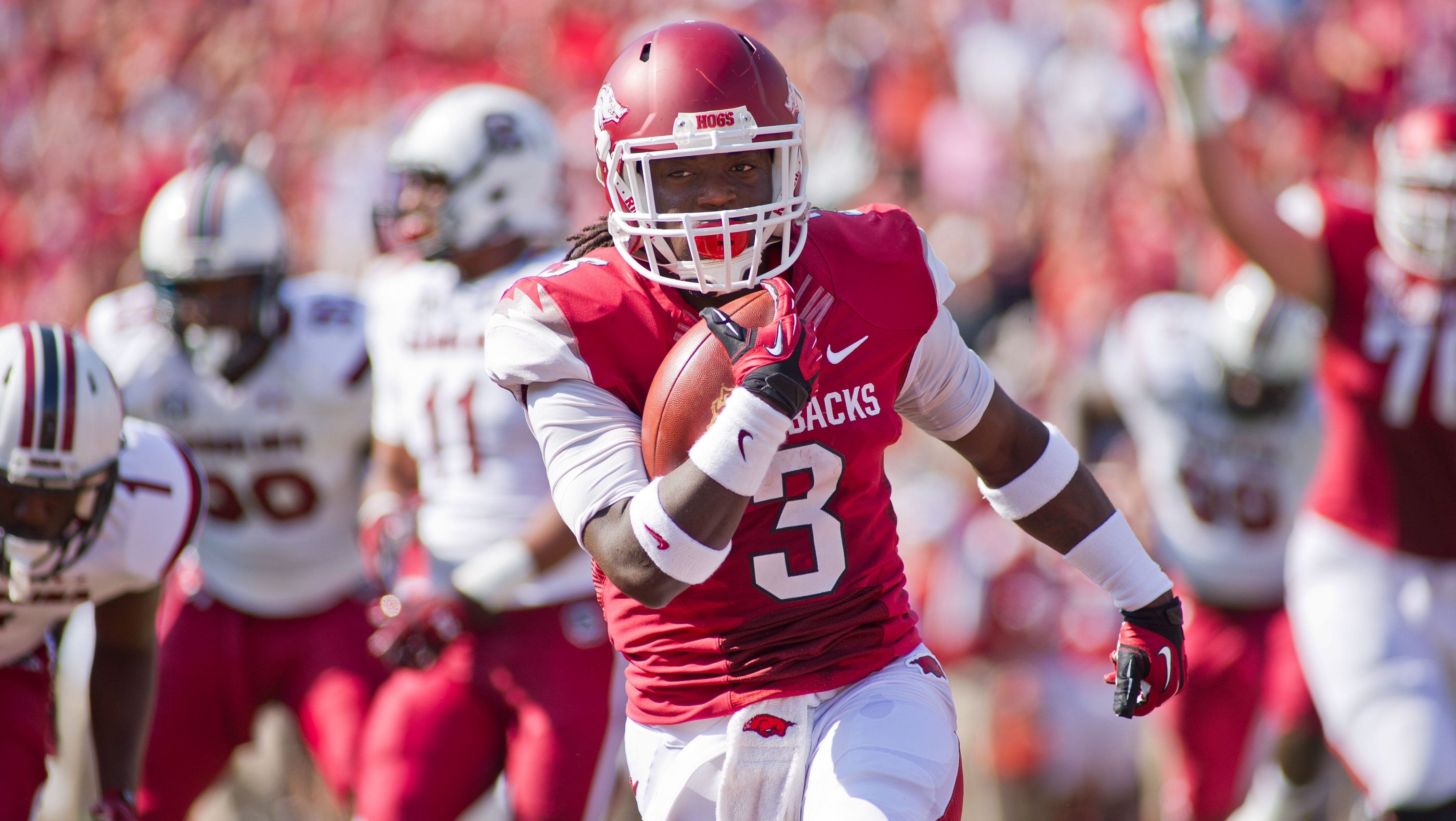 College Football Countdown   No. 89: Arkansas