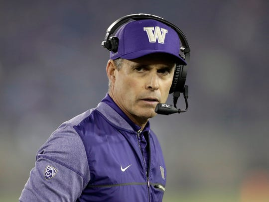 Chris Petersen has no problem recruiting at the Pac-12