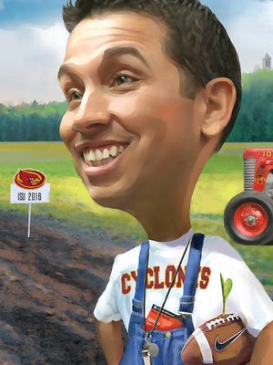 Matt Campbell has planted the seeds of optimism within Iowa State football.